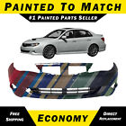 Painted To Match - Front Bumper Cover Fascia For 2008-2011 Subaru Impreza Wrx