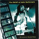 Jon Butcher best of CD Dreamers Would Ride rare OOP