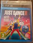 JUST DANCE 2018 PLYSTATION 3 PS3 SEALED NEW 40 HITS REQUIRES PLAYSTATION MOVE