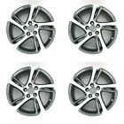4 Reconditioned Volvo OEM 17x7 SPIDER Alloy Rims Wheels 31414011 C30 S40 V50