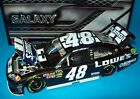 Jimmie Johnson 2012 Lowes 48 Galaxy Finish Chevy 1 24 NASCAR Diecast 1 of 348
