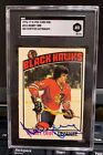 Vintage 1976-77 O-Pee-Chee SGC Certified Autographed Signed Bobby Orr Card