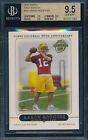 AARON RODGERS 2005 TOPPS 1ST EDITION BGS 9.5 GEM MINT ROOKIE CARD #431 FIRST!