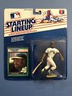 1989 DAVE PARKER Starting Lineup OAKLAND ATHLETICS 89 Kenner SLU Figure Rare