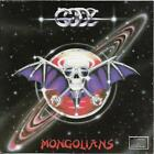 The Godz CD Mongolians rare OOP
