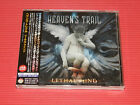 2018 JAPAN CD HEAVEN'S TRAIL LETHAL MIND with Bonus Track Masterplan