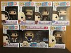 Funko POP! Television The Brady Bunch Lot Of 7 Including LE NYCC Exclusive
