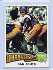 Dan Fouts Cards, Rookie Card and Autographed Memorabilia Guide 9