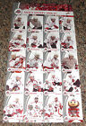 2006 07 Ohio State Hockey Card Set Uncut Sheet 20dif