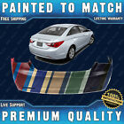Painted To Match Rear Bumper Cover Exact Fit For 2011-2013 Hyundai Sonata 11-13