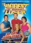 THE BIGGEST LOSER THE WORKOUT 30 DAY JUMP START DVD 2009 EXERCISE HEALTH