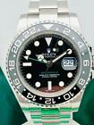 Estate ~ Rolex GMT Master II Ceramic Bezel Black Dial Steel Mens Watch 116710