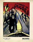 The Cabinet of Dr Caligari Blu ray Disc 2014
