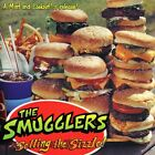 Selling the Sizzle!; The Smugglers 1995 CD, Pop Punk, Garage Rock, Vancouver BC,