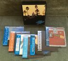 EAGLES JAPAN OBI MINI LP 7 TITLE 8 CD 'HOTEL CALIFORNIA' BOX SET WPCR-11932/39