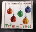 The Screaming Santas Trim The Tree CD EP Christmas Posies Numbered Edition