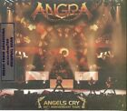 ANGRA ANGELS CRY 20TH ANNIVERSARY TOUR SEALED CD NEW