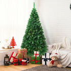 6Ft Artificial PVC Christmas Tree W Stand Holiday Season Indoor Outdoor Green