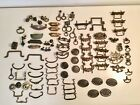 Antique / Vintage Lot Of Drawer Pulls / Handles / Knobs and misc. salvage