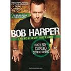 Bob Harper Inside Out Method BODY REV CARDIO CONDITIONING DVD workouts NEW