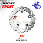 FRW 1x Front Brake Disc Rotor For YAMAHA YP 250 G GRAND MAJESTY 04-05 05 06 07