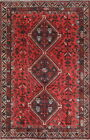SPECIAL PRICE! Vintage Tribal 6x9ft Shiiraz Persian Oriental Area Rug Room Size