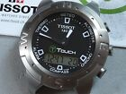 Men's Tissot T Touch screen chronograph watch Titanium Case Z251/351-1