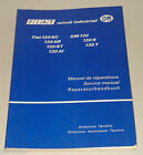 Workshop Manual Fiat Truck 130 Nc nr NT Ai and Om 130/130 R/T, Stand 1975