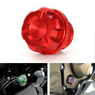 Billet Racing Engine Oil Filler Cap For Suzuki GSR400 GSR600 GSR750 GSR1000 Red
