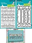 Lawn Fawn SIMPLY CELEBRATE WINTER Clear Stamps  Lawn Cuts Die Set 2018 NEW