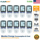 Plug in LCD Power Energy Watt Consumption Analyzer Meter Electricity Monitor US