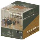 Ton Koopman Amsterdam Baroque Orchestra Choir Bach [New CD Box Set]