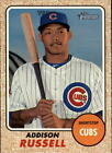 2017 Topps Heritage #424 Addison Russell SP