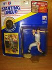 Starting Lineup Kenner 1991 Edition San Francisco Giants Will Clark