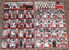 2002 03 Men  Women Ohio State Basketball Card Sets Sheets 2dif LOT
