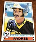 Ozzie Smith 1979 Topps Signed Auto RC HOF Rookie Card