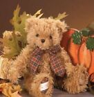 BOYDS #4012908 MR. PUNKINS WITH WAGON RETIRED BEAR OF THE MONTH NOV 2008