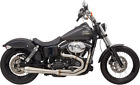 Bassani 4Megaphone Road Rage 3 Exhaust for 91 17 Harley Dyna FXD FXDWG FXDB