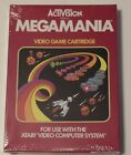 MegaMania Atari Sealed Video Game Cartridge & Box 1982 Activision New Old Stock
