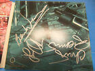 SIGNED The Dillinger Escape Plan Signed S/T EP CD Ben, Liam & Chris AUTOGRAPHED