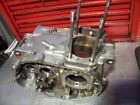 HONDA 1972 XL250 XL 250 ENGINE CASES WITH SHIFTING FORKS AND MISC.