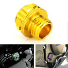 CNC Engine Oil Cap Filler Tank Cover Plug For Yamaha WR250F WR450F WR250R/X Gold