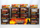 Lot 11 Corgi Showcase Collection Fire Heroes Trucks Engines Helicopter NEW
