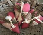 Primitive Valentines Heart Bowl Fillers