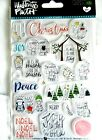 Christmas Nativity Clear Acrylic Stamp Set by Illustrated Faith IF0197 NEW