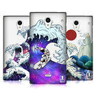 HEAD CASE DESIGNS GALAXY WAVES BACK CASE FOR SHARP PHONES
