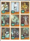1977 Topps STAR WARS 5th Series Orange Card Near Complete Set (65 Cards) N MInt