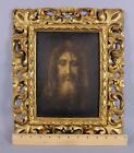 Gilded Wood Rococo Florentine Oil Painting Frame