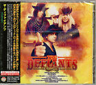 THE DEFIANTS-THE DEFIANTS-JAPAN BONUS TRACK F83
