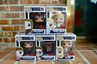 Pop! Funko Orphan Black Bundle Hot Topic Exclusive Pre Release #201-204, #218